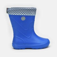 Резиновые сапоги Demar 0320 A 34/35 22 см Синие (2000000379746_1) от Rozetka