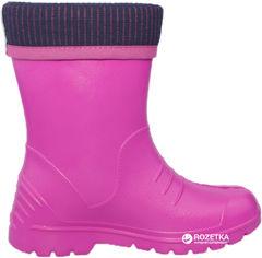 Резиновые сапоги Demar Dino 0310 F2 20-21 (13.5 см) Розовые (2000000095288_1) от Rozetka