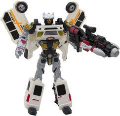 Робот-спасатель Able Star Лендмастер со светозвуковыми эффектами Бело-Черный (3866_бело-черный) от Rozetka