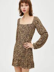 Платье Pull & Bear 5390/306/746 S Леопардовое (05390306746029) от Rozetka