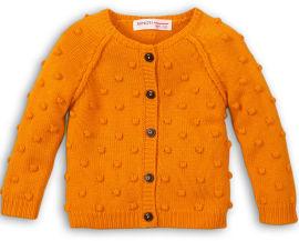 Кардиган Minoti Traveller 1 5444 74-80 см Оранжевый (5056228617013) от Rozetka