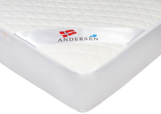 Наматрасник Andersen Cotton Плюс 160 х 190 (СМР207) от Rozetka
