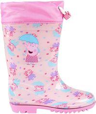 Резиновые сапоги Disney Peppa Pig 2300004449 27 Розовые от Rozetka
