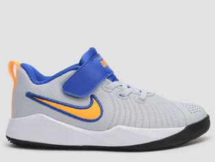 Кроссовки Nike Team Hustle Quick 2 (Ps) AT5299-011 31 (13.5C) 19.5 см Черные (194494231092) от Rozetka