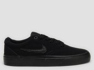Кеды Nike Sb Charge Suede (Gs) CT3112-001 35 (4Y) 23 см Черные (193657986992) от Rozetka