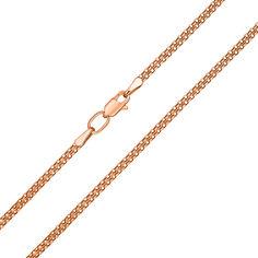 Цепочка из красного золота 000104283 60 размера от Zlato