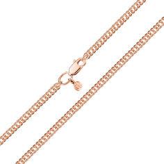 Цепочка из красного золота в плетении ромб, 2мм 000123277 40 размера от Zlato