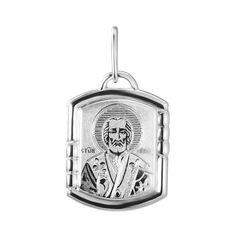 Серебряная ладанка 000140681 от Zlato