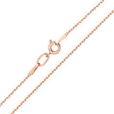 Цепочка в красном золоте, 1,5мм 000032056 40 размера от Zlato