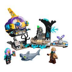 Конструктор LEGO Hidden Подводная лодка Джей-Би (70433) от Будинок іграшок