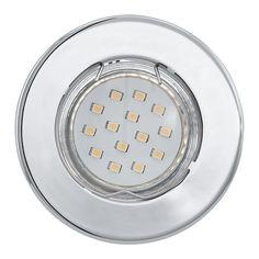 Набор точечных светильников (набор из 3-х шт)  EGLO EG-93228 от Rozetka
