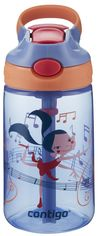 Акция на Бутылка для воды Contigo Gizmo Flip Blue 420 мл (2116116) от Rozetka