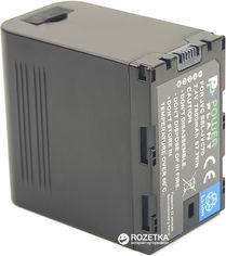Aккумулятор PowerPlant для JVC SSL-JVC70 (CB970063) от Rozetka