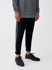 Спортивные штаны Pull & Bear 9680-517-800 38 Черные (09680517800389) от Rozetka
