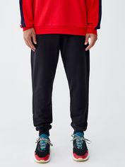 Спортивные штаны Pull & Bear 9680-504-800 L Черные (09680504800040) от Rozetka