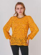 Блузка ONLY 151743142 M Желтая (2002008388799) от Rozetka