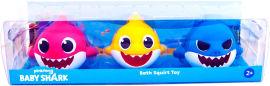 Набор игрушек-брызгунчиков Baby Shark Веселая семья (SFBT-1100) от Rozetka