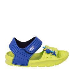 Сандалии Calypso 9508-003 26 15 см Салатовые с синим (2117323525016) от Rozetka