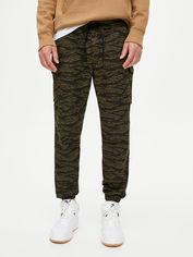 Спортивные штаны Pull & Bear 5679-517-505 M Хаки (05679517505039) от Rozetka