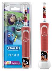 Электрическая зубная щетка ORAL-B BRAUN Stage Power/D100 Pixar (4210201308874) от Rozetka