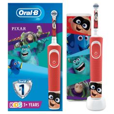Электрическая зубная щетка ORAL-B BRAUN Stage Power/D100 Pixar Gift Limited Edition (4210201314639) от Rozetka