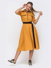 Платье Dressa 49391 50 Желтое (2000349039264_D) от Rozetka