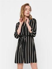 Платье ONLY 15185738 38 Черное (2002008262167) от Rozetka