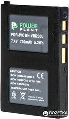 Aккумулятор PowerPlant для JVC BN-VM200 (DV00DV1334) от Rozetka