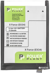 Аккумулятор PowerPlant Motorola Moto X Force (EX34) 2120 мАч (SM130283) от Rozetka