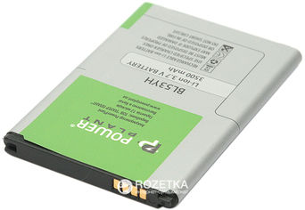 Аккумулятор PowerPlant LG G3 (DV00DV6224) от Rozetka