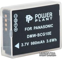 Аккумулятор PowerPlant для Panasonic DMW-BCG10 (4775341112533) от Rozetka