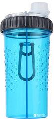 Акция на Двойная бутылка для воды и корма для собак Dexas Snack-DuO16oz 480 мл Голубая (dx30810) от Rozetka
