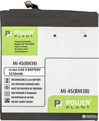 Аккумулятор PowerPlant Xiaomi Mi 4S (BM38) 3210 мАч (SM220076) от Rozetka