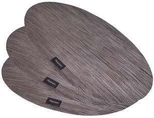 Набор сервировочных ковриков Fissman 45х30 см 4 шт (0671) от Rozetka