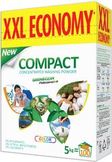 Стиральный порошок Green&Clean Professional Compact для цветной одежды 5 кг (4823069703684) от Rozetka