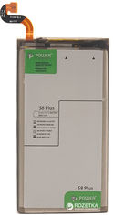 Аккумулятор PowerPlant Samsung Galaxy S8 Plus (SM170296) от Rozetka