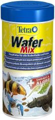 Акция на Корм Tetra Wafer Mix для аквариумных рыб в гранулах 250 мл (4004218128996/4004218198890) от Rozetka
