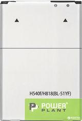 Аккумулятор PowerPlant LG H540F/H818 (BL-51YF) 3000 мАч (SM160129) от Rozetka