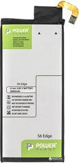 Аккумулятор PowerPlant Samsung Galaxy S6 Edge (EB-BG925ABE) 2600 мАч (SM170425) от Rozetka