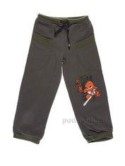 Штаны трикотажные для мальчика Niso Baby TR104 темно-серые 86 от Podushka