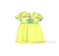 Платье детское Niso Baby 1211 зеленое 98 от Podushka