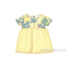 Платье детское Niso Baby 1211 желтое 86 от Podushka