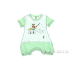 Комбинезон детский Niso Baby 1028 зеленый 80 от Podushka