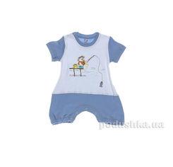 Комбинезон детский Niso Baby 1028 голубой 68 от Podushka