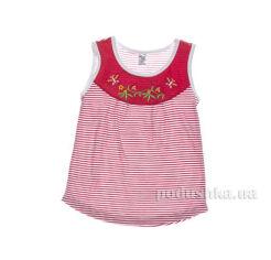 Платье детское Niso Baby 1015 красное 98 от Podushka