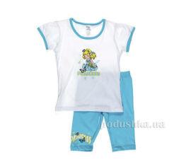 Костюм детский для девочки Niso Baby 1010 голубой 92 от Podushka