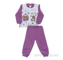 Пижама для девочки Niso Baby Торт фиолетовая 92 от Podushka