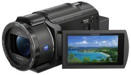 Акция на Видеокамера SONY FDR-AX43 Black (FDRAX43B.CEL) от MOYO