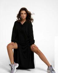 Платья ISSA PLUS 12219  XL черный от Issaplus