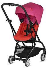 Прогулочная коляска Cybex Eezy S Twist Fancy Pink Purple (519001207) от Stylus